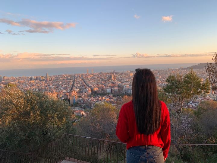 A long weekend in Barcelona